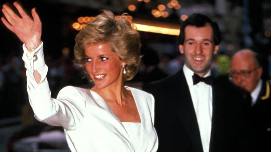 Prenses Diana ile ilgili ilginç detay