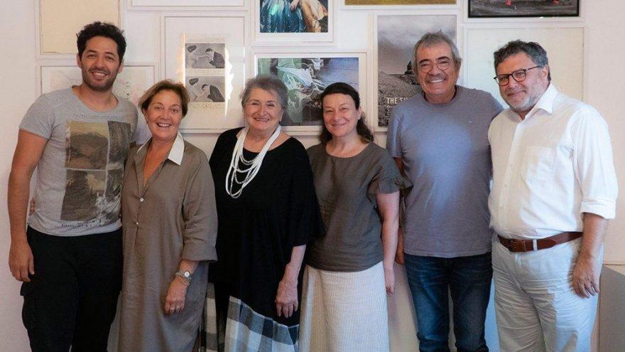 Gülriz Sururi-Engin Cezzar Tiyatro Teşvik Ödülü'nü paylaştılar