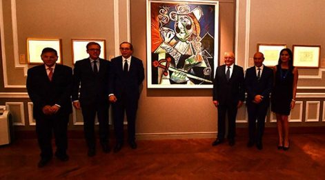 Picasso, İzmir'e geliyor!
