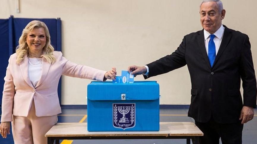 Son dakika... İsrail'de şok seçim sonucu!