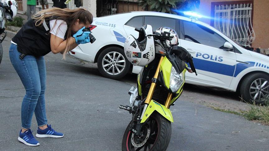 Gaziosmanpaşa'da motosikletli dehşeti! 4 ayrı yerde...