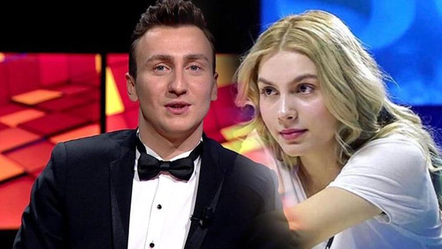 Komedyen Sefa Doğanay, Aleyna Tilki'yi tiye aldı