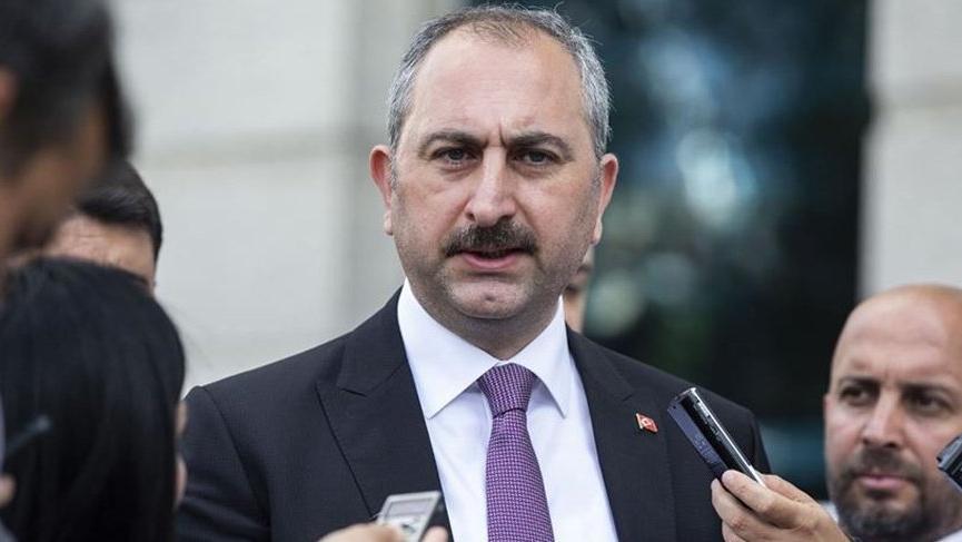 Adalet Bakanı Gül'den çok sert 'FETÖ' tepkisi!