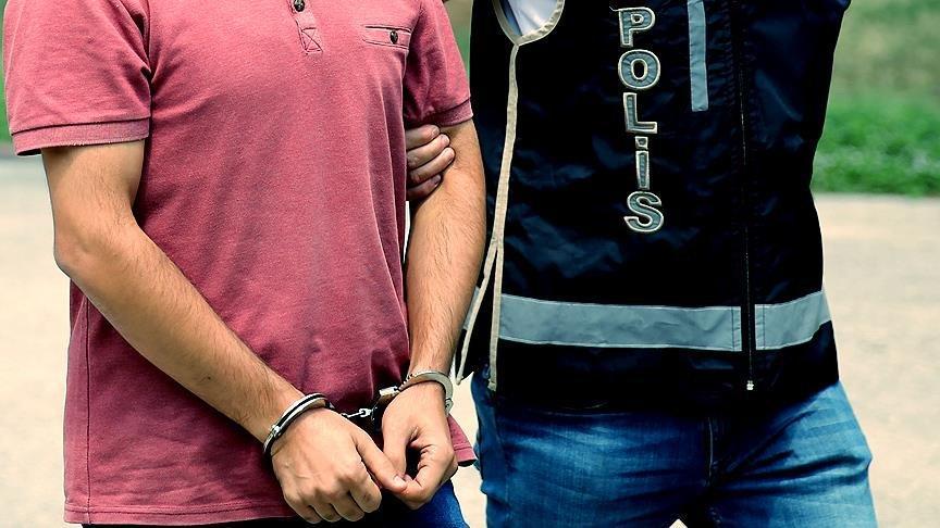 FETÖ operasyonunda gözaltına alınan 111 astsubay tutuklandı