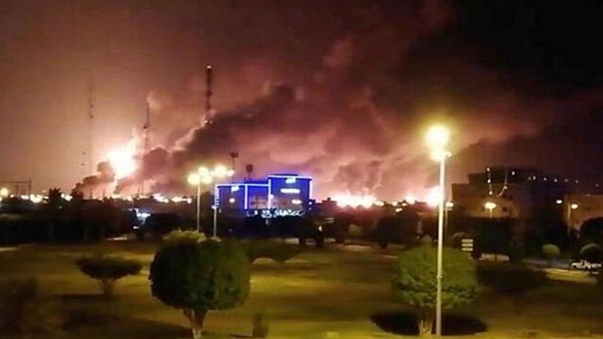 Pompeo: Suudi Aramco'ya saldırı İran destekli