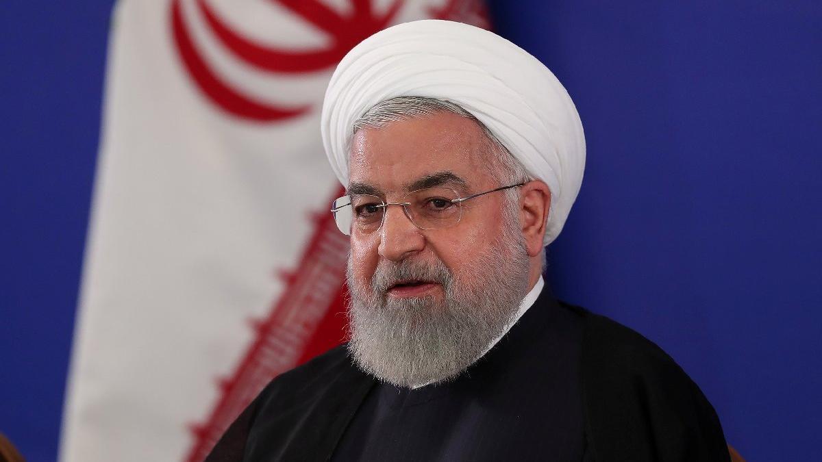 Ruhani'den petrol tesisine saldırı çıkışı: Bu yalnızca uyarıydı