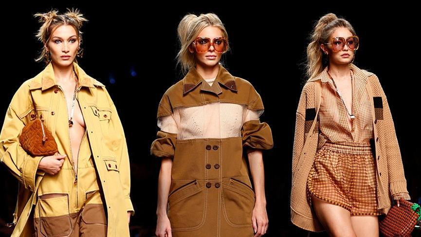 Milano Moda Haftası'nda inanılmaz benzerlik