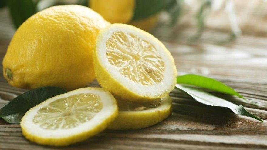 Kabuklu limon kaç kalori? Limonun besin değerleri ve kalorisi…