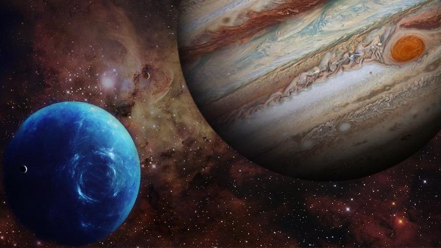 Jüpiter Neptün sert etkileşimine dikkat!