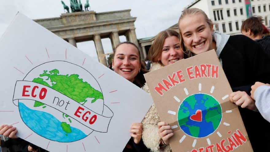 Türkiye, Küresel İklim Grevine hazır