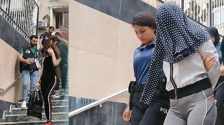 İstanbul'da fuhuş operasyonu: 'Mobil Türkan' da gözaltına alındı