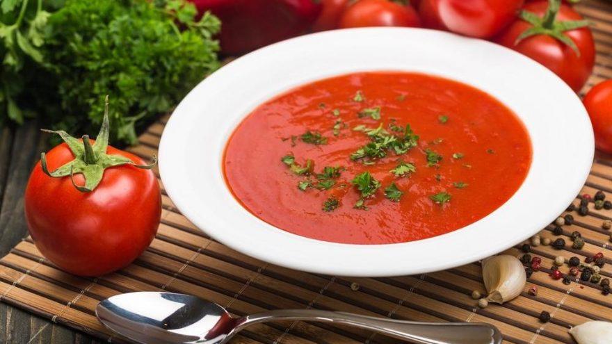 Domates çorbası nasıl yapılır? İşte domates çorbası tarifi