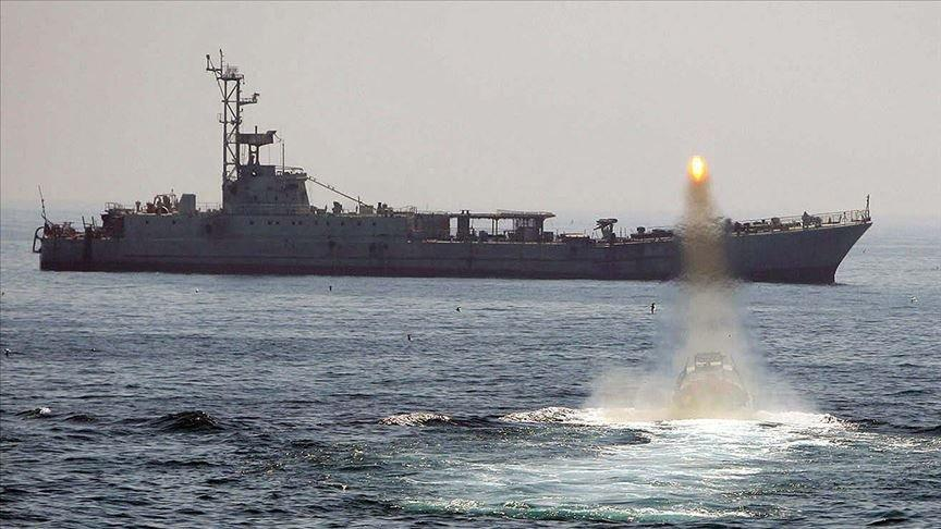 İran, Rusya ve Çin'den ortak tatbikat kararı