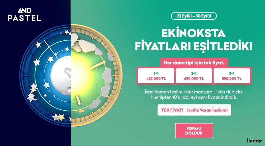 And Pastel Manşet Advertorial 23 Eylül'19