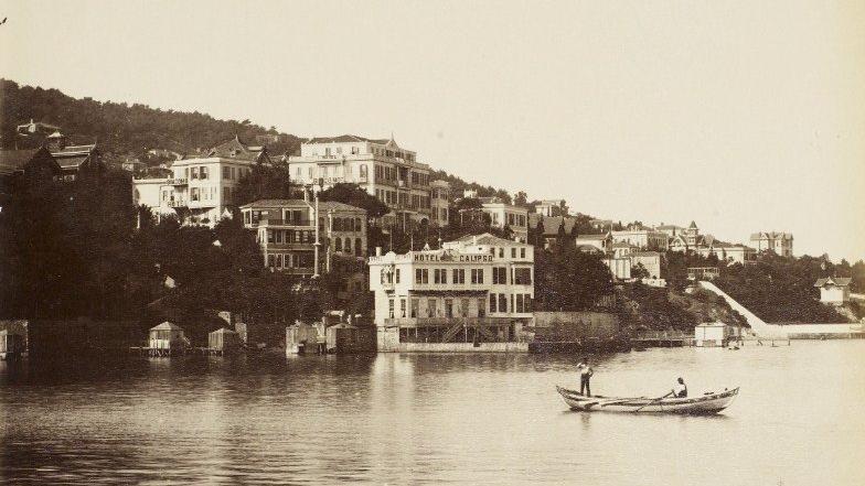 1885-1920 yıllarındaki Adalar bu sergide