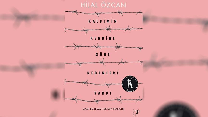 'Kalbimin Kendine Göre Nedenleri Vardı' Artemis Yayınları'ndan çıktı