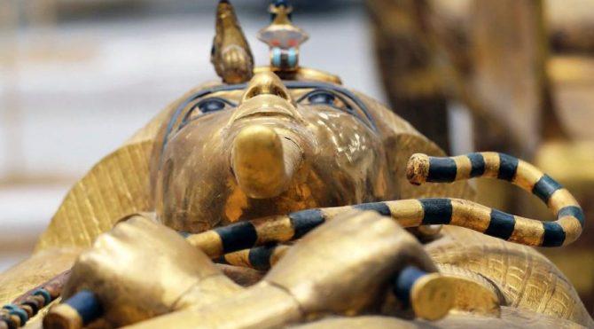Son dakika… Mısır'da bir ilk yaşandı: Firavunun mezarı 97 yıl sonra gün yüzü gördü