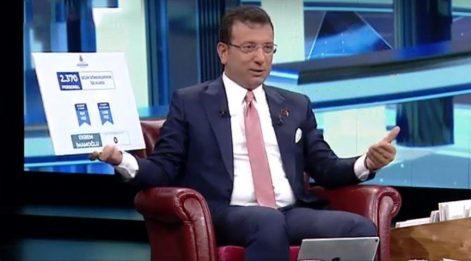 İmamoğlu'ndan İBB'deki işten çıkarmalarla ilgili açıklama