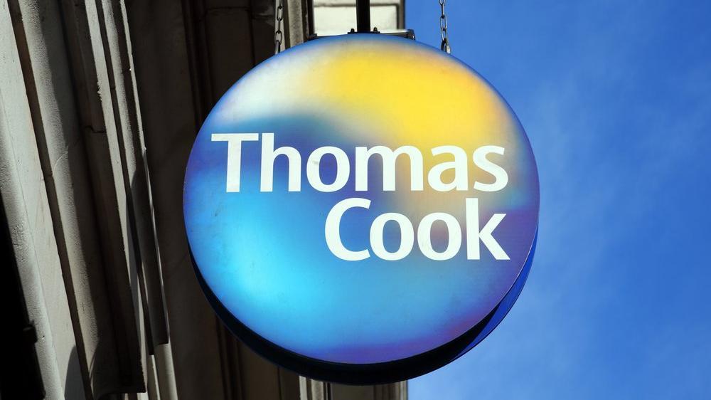 Thomas Cook resmen battı