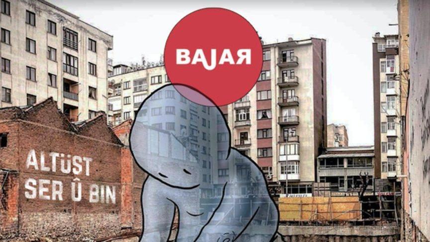 """Bajar'dan yeni albüm: Altüst"""" / """"Ser û bin"""