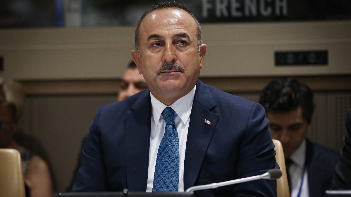 Çavuşoğlu'ndan Rum bakana sert çıkış: Önce karar verin!