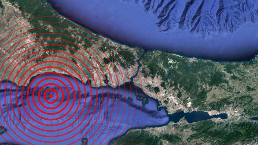 Üşümezsoy: İstanbul'da yanlış deprem senaryoları var