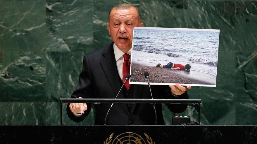 Erdoğan'dan BM Genel Kurulu'nda kritik açıklamalar