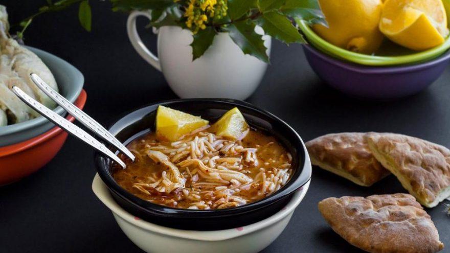 Tel şehriyeli tavuk çorbası tarifi: Tel şehriyeli tavuk çorbası nasıl yapılır?