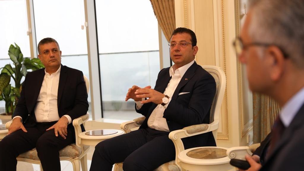 İmamoğlu: Esenyurt'u çözdüysek, İstanbul'u çözdük demektir