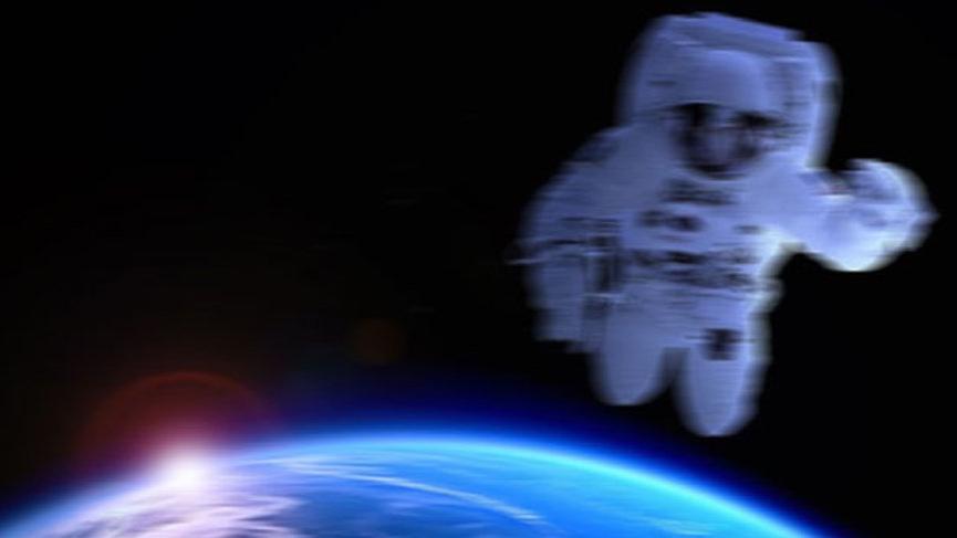 BAE'nin ilk astronotu uzaya gidiyor