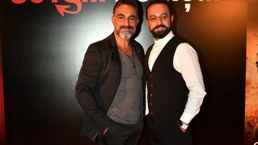 Selim Bayraktar'ın kardeşi Salih Bayraktar da oyuncu çıktı