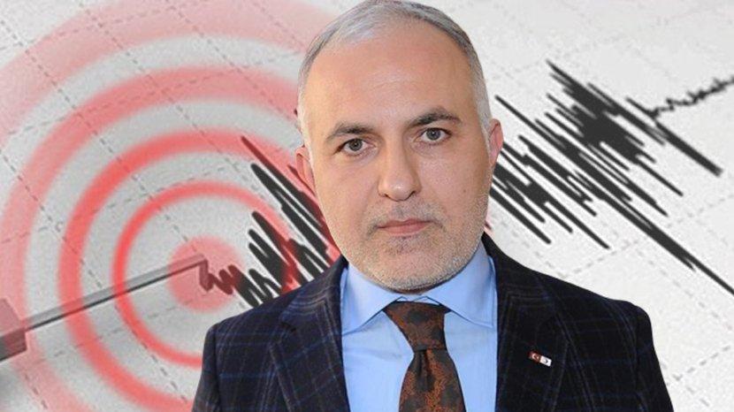 Kızılay Başkanı'ndan deprem açıklaması: Riskli binaları terk edin