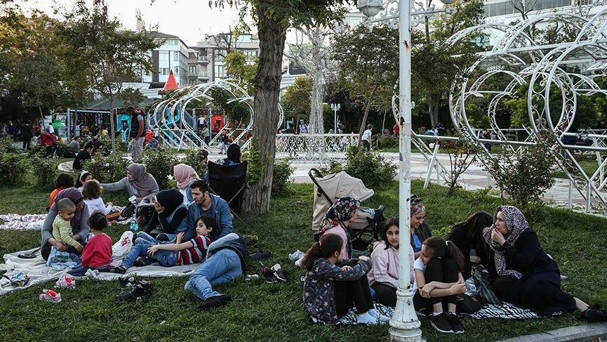 İstanbullu sokakta, polis teyakkuzda!