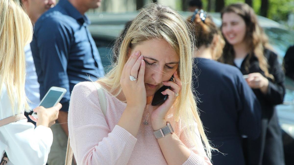 Depremden sonra telefonlar kilitlendi! Vatandaşlardan büyük tepki
