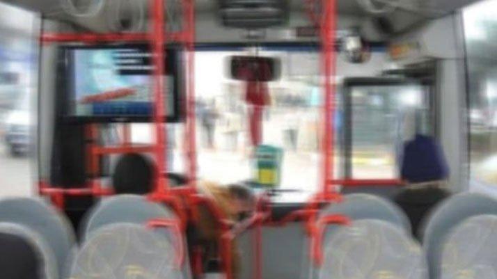 Otobüste 'cinsel istismar' iddiasına tutuklama