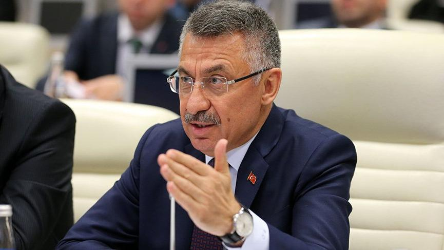 Son dakika... Cumhurbaşkanı Yardımcısı Oktay, İstanbul'daki son durumu değerlendirdi