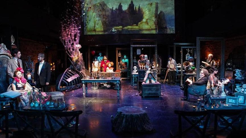 İstanbul Devlet Tiyatrosu yeni sezonda 5 yeni sahnede