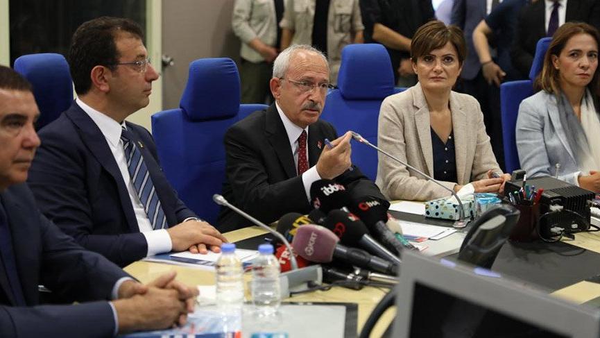 Son Dakika... Kılıçdaroğlu: Depremde ölenlerin partisi olmaz