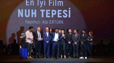 26. Uluslararası Adana Altın Koza Film Festivali'nde En İyi Film 'Nuh Tepesi'