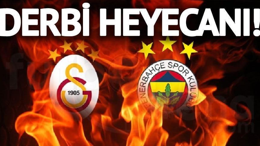 Galatasaray Fenerbahçe maçı canlı izle - Güncel haberler