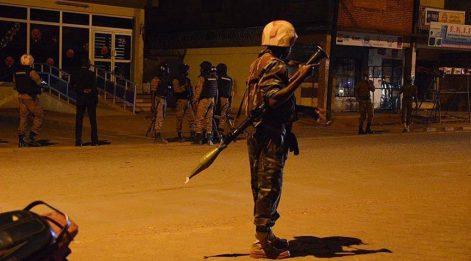 Burkina Faso'da çifte saldırı! 10 ölü