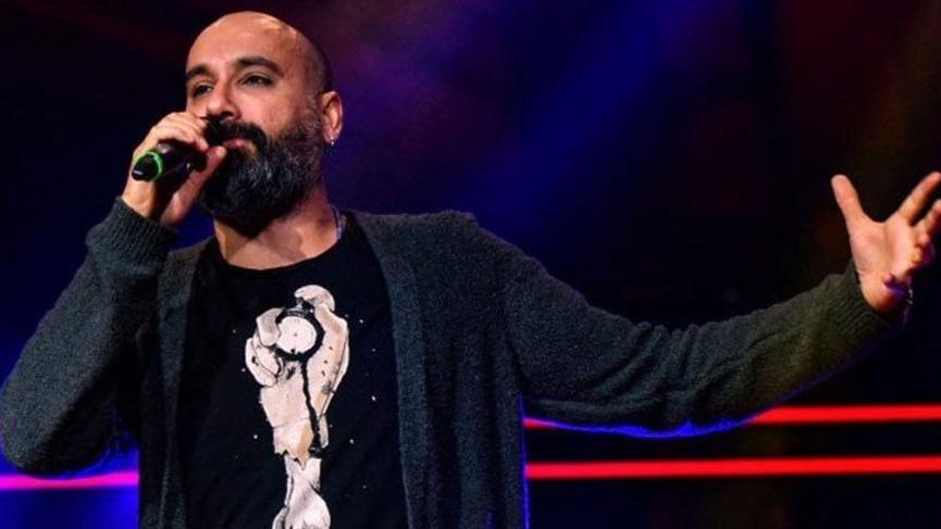 Polis, O Ses Türkiye birincisi Dodan'ın mikrofonunu elinden aldı