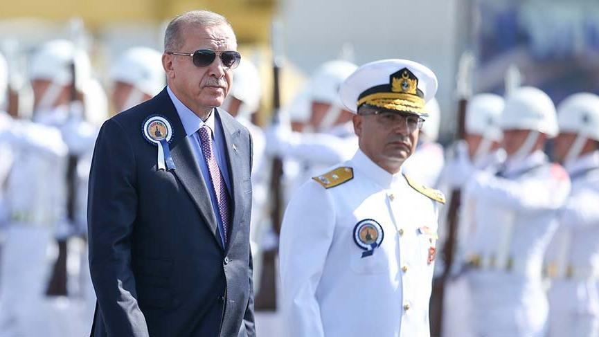 Cumhurbaşkanı Erdoğan: F-35 konusunda yaşananlar kararlılığımızı artırmıştır