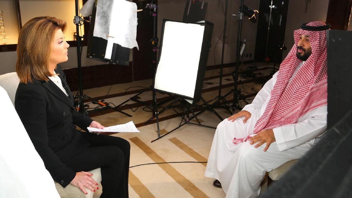 Veliaht Prens Selman'dan bomba açıklama