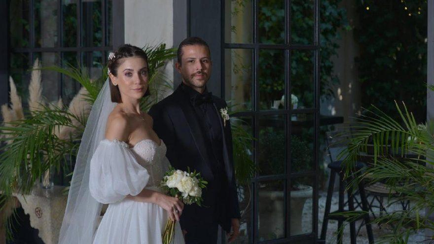 Fulya Zenginer evlendi