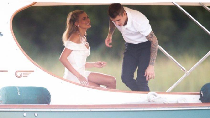 Justin Bieber ve Hailey Baldwin evlendi