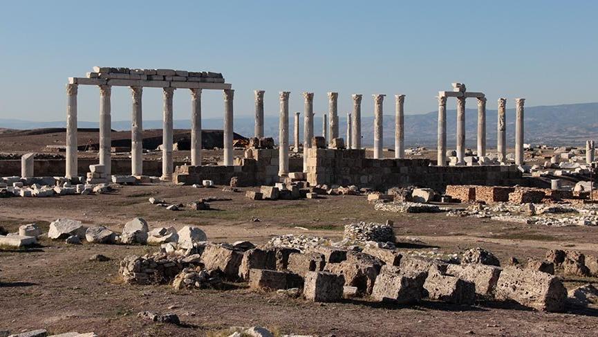 Sanat ve kültürün binlerce yıllık kenti Laodikya