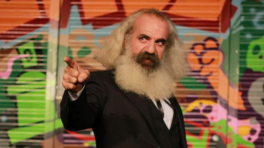 Karl Marx İstanbul'da!