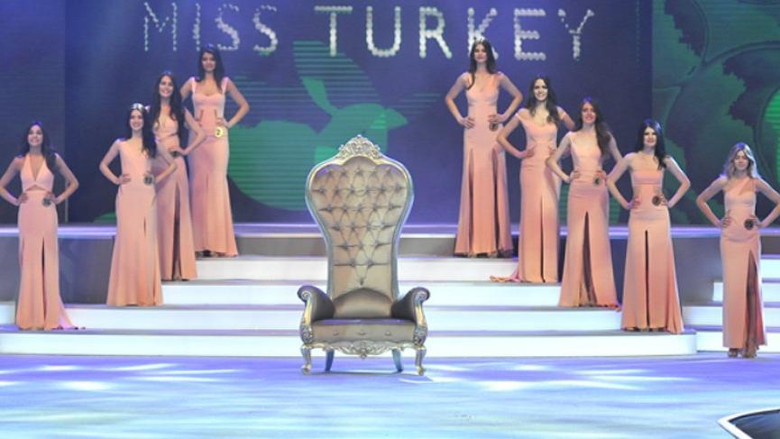 2019 Miss Turkey birincisi belli oldu! İşte Miss Turkey finalistleri…
