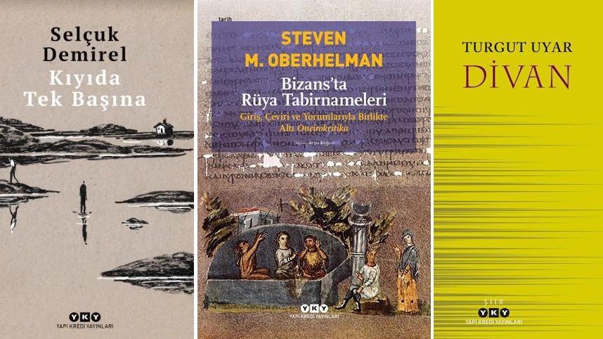Yapı Kredi Yayınları'nın yeni kitapları raflarda